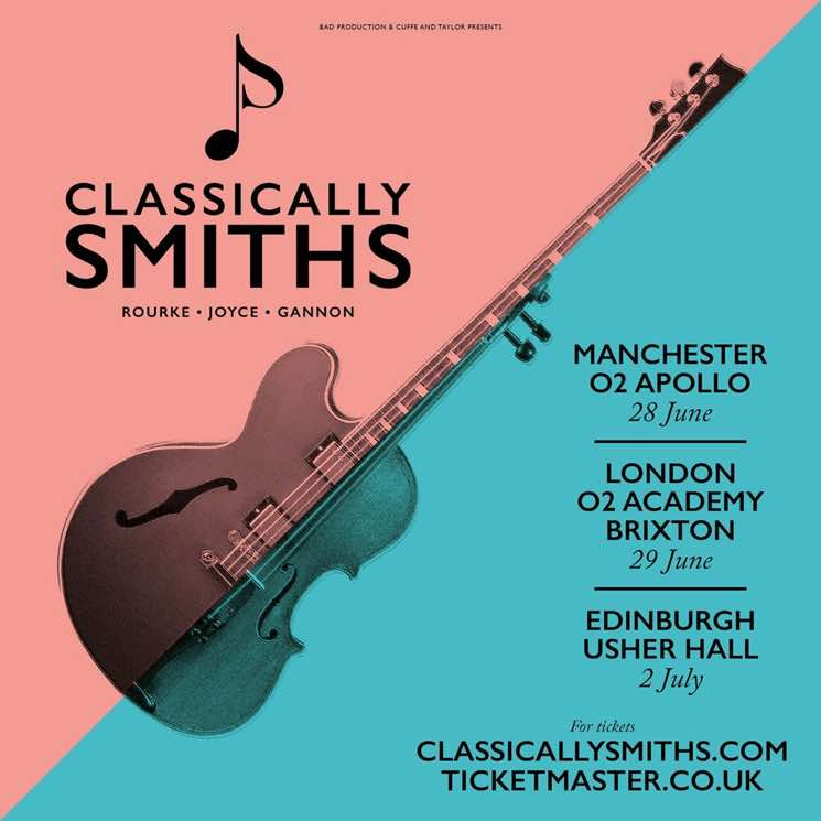 'Classically Smiths' Concerts Axed After All Members Pull Out