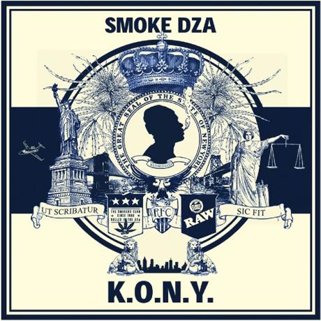 Smoke DZA 'K.O.N.Y.' (mixtape)