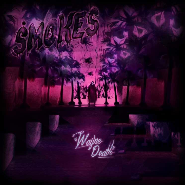 Smokes 'Wayne Death' (album stream)