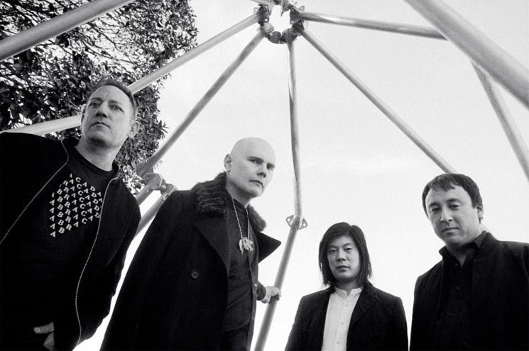 "The Smashing Pumpkins Release New Song ""Solara"""
