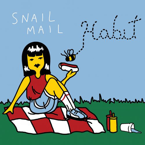 Snail Mail Readies Reissue of 'Habit' EP