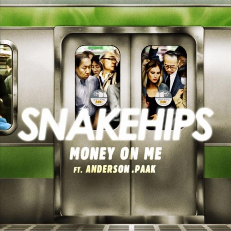 "Snakehips ""Money on Me"" (ft. Anderson .Paak)"