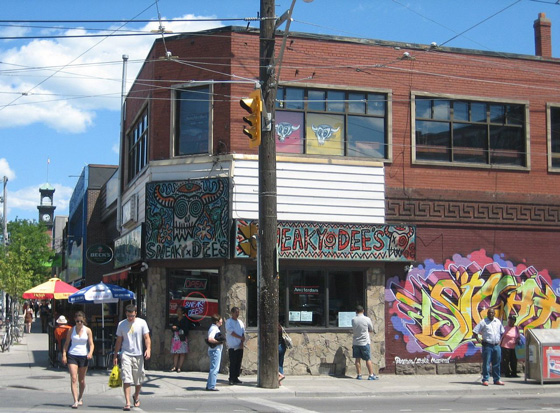 Toronto Is Already Mourning the Potential Closing of Sneaky Dee's