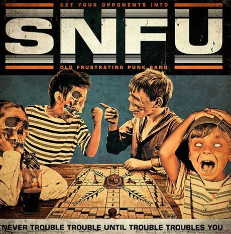 "SNFU ""Voodoo Doll Collector"""