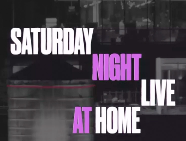 'Saturday Night Live' Returns This Weekend for Its Second 'At Home' Episode