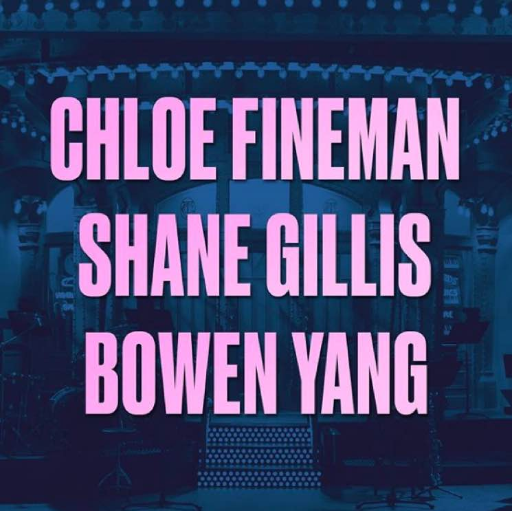 'Saturday Night Live' Adds Featured Players Chloe Fineman, Shane Gillis and Bowen Yang