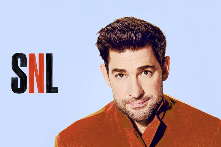 Saturday Night Live: John Krasinski & Machine Gun Kelly January 30, 2021