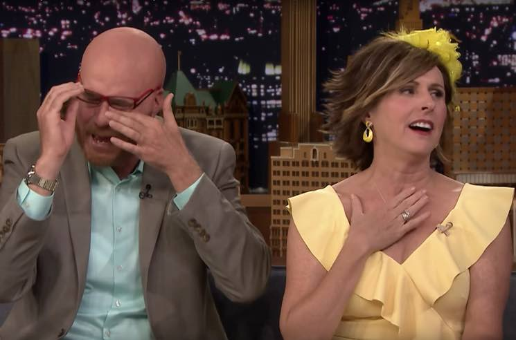 ​Will Ferrell and Molly Shannon Preview Their Ridiculous Royal Wedding Coverage on 'Fallon'