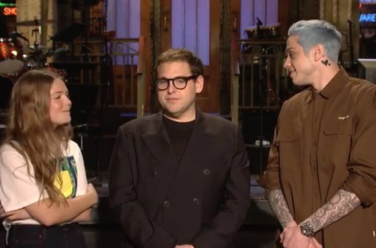 Ariana Grande Claps Back at Pete Davidson's Latest 'SNL' Joke About Their Breakup