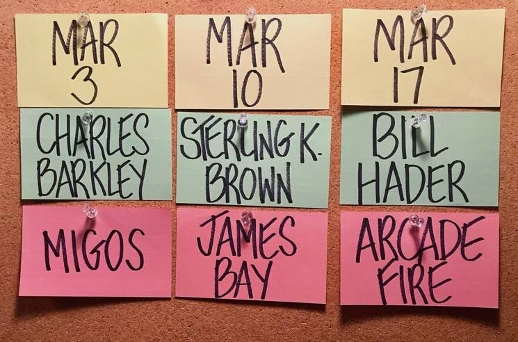 ​Arcade Fire and James Bay Tapped for Upcoming 'Saturday Night Live' Episodes
