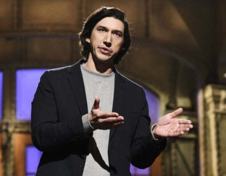 Saturday Night Live: Adam Driver & Kanye West September 29, 2018