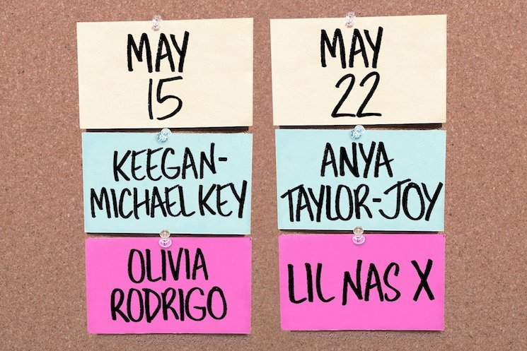 Lil Nas X and Olivia Rodrigo to Guest on 'SNL'