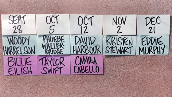 'SNL' Gets Eddie Murphy, Taylor Swift, Billie Eilish for Season 45