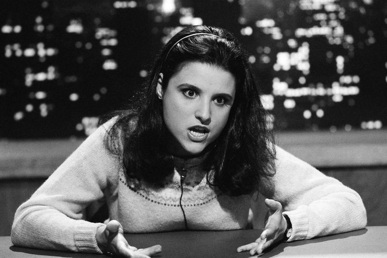 Julia Louis-Dreyfus on 'SNL' in the '80s: 'It Was a Very Sexist Environment'