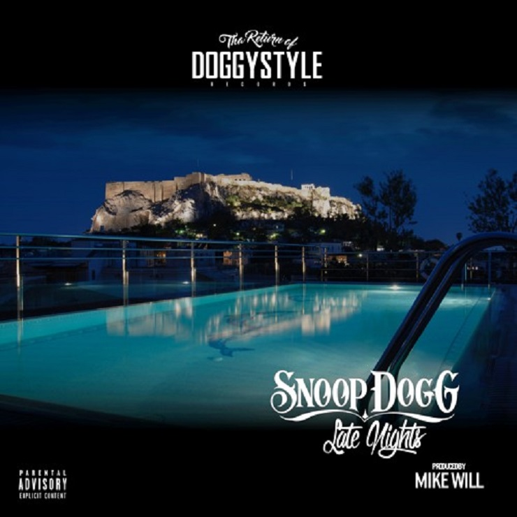 Snoop Dogg 'Late Nights' (prod. by Mike WiLL Made-It)