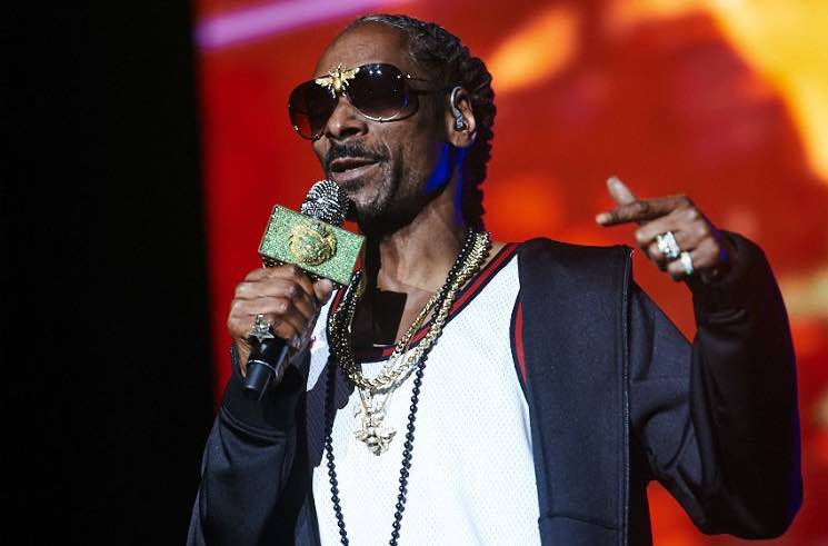 Snoop Dogg Plans to Vote for the First Time Ever This Year