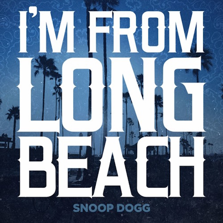 "Snoop Dogg ""I'm from Long Beach"""