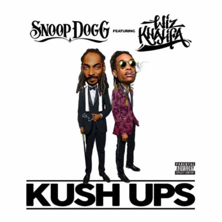 "Snoop Dogg & Wiz Khalifa ""Kush Ups"""