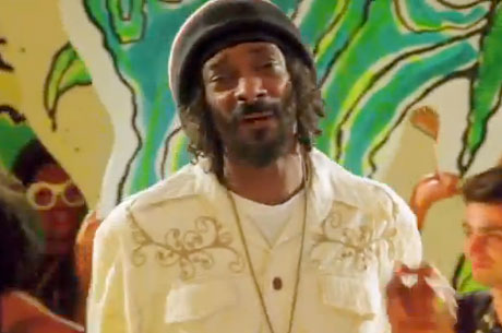 Snoop Lion 'La La La' (video)