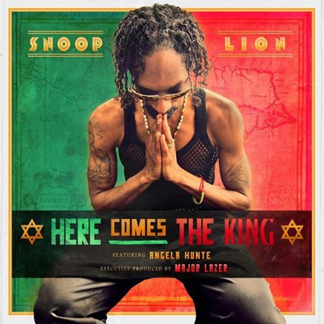 "Snoop Lion ""Here Comes the King"" (ft. Angela Hunt) (prod. by Major Lazer)"