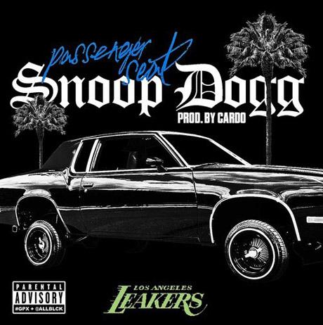 "Snoop Dogg ""Passenger Seat"""