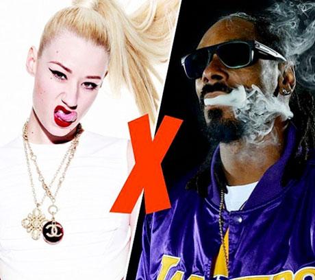 Beefs 2014: Snoop Dogg Tears into Iggy Azalea over Instagram