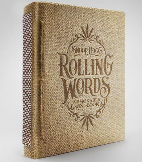 Snoop Dogg Releases Book You Can Light Up and Smoke