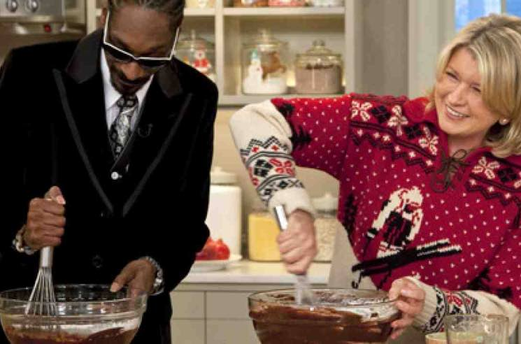 ​Snoop Dogg and Martha Stewart Team Up for New TV Show