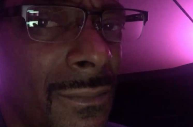 Watch Snoop Dogg's Reaction to Kanye West's Latest Rant