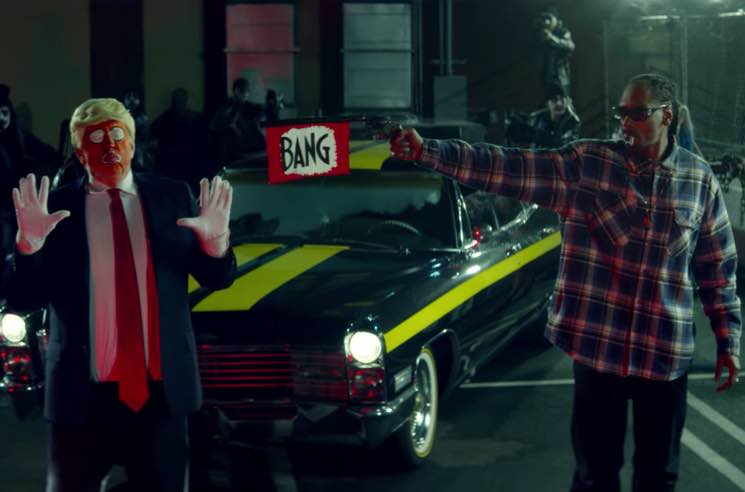 "Donald Trump's Lawyer Says Snoop Dogg Crossed the Line with ""Lavender"" Video"