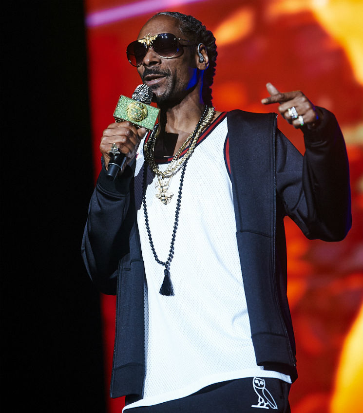 Snoop Dogg Ottawa Bluesfest, Ottawa ON, July 13