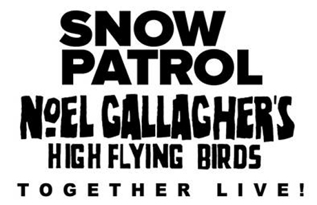 Snow Patrol and Noel Gallagher's High Flying Birds Team Up for North American Fall Tour