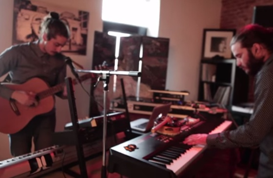 Snowday Loft Session (live video)