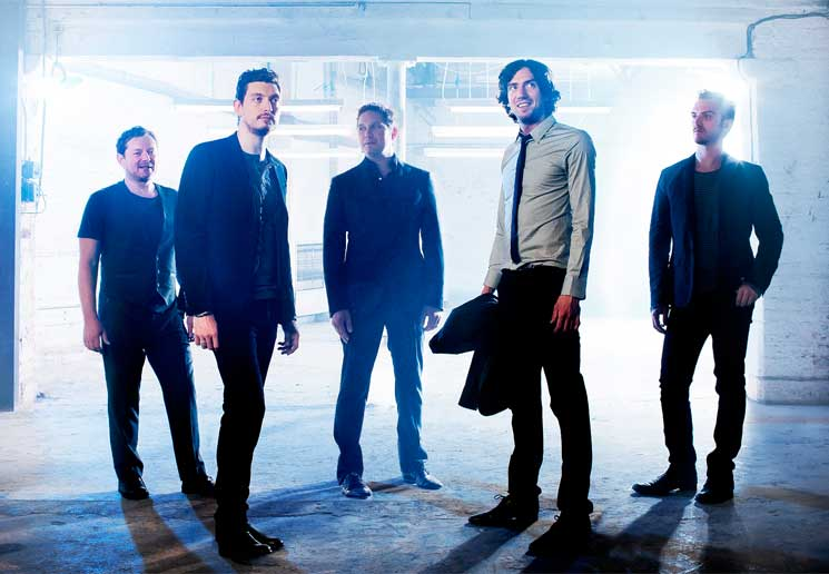 Snow Patrol Map Out North American Tour