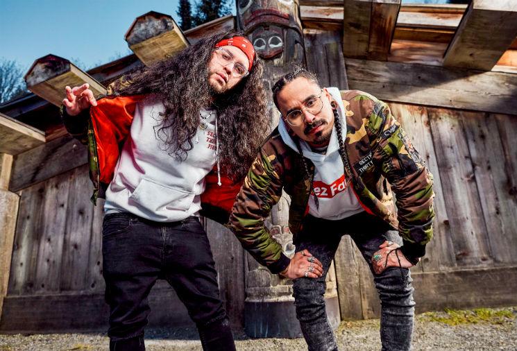 Snotty Nose Rez Kids Perfect Their 'Indigenous Trap' on New Album 'Trapline'