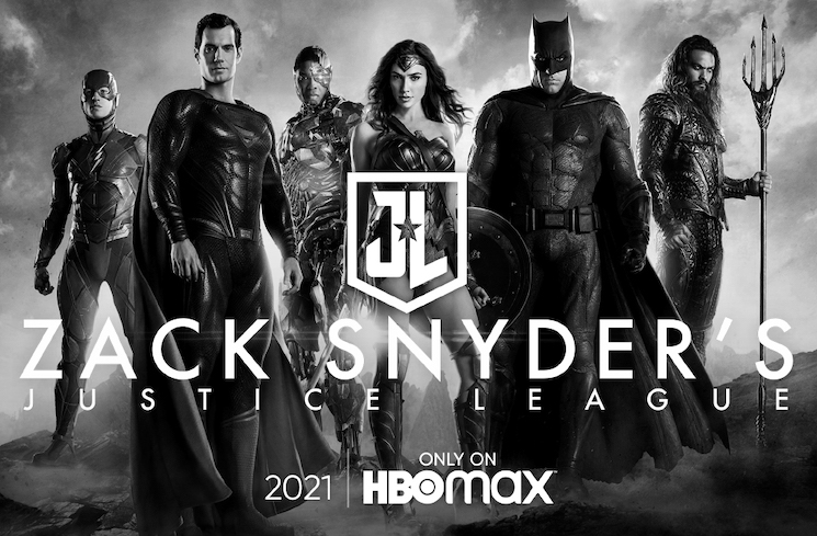 Here's Our First Clip from the 'Snyder Cut' of 'Justice League'