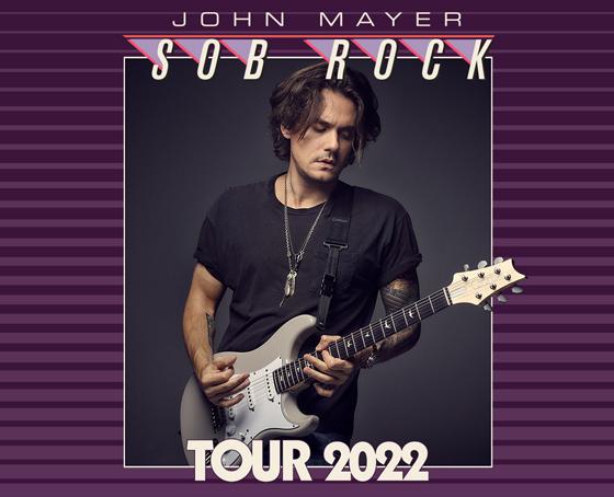 John Mayer Plots North American 'Sob Rock' Tour