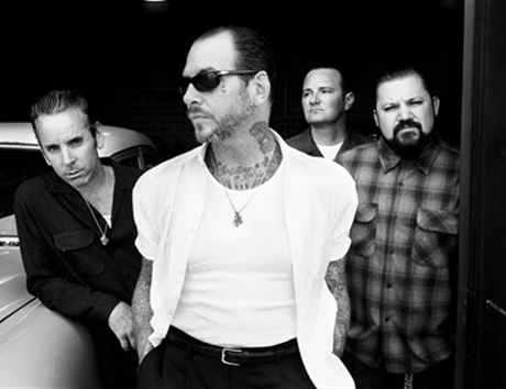 Social Distortion 'California (Hustle and Flow)'