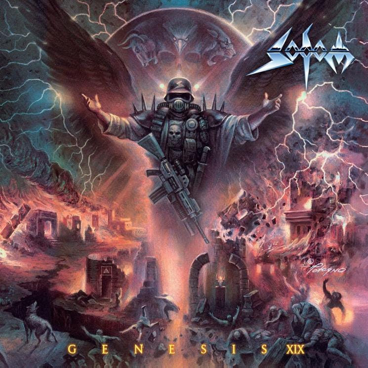 Sodom's 'Genesis XIX' Is a Thrash Metal How-To