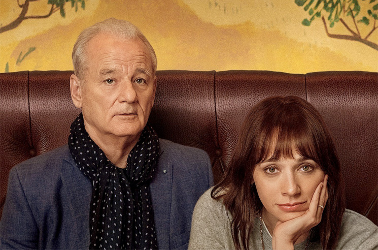 Watch Bill Murray and Rashida Jones in the First Trailer for Sofia Coppola's 'On the Rocks'