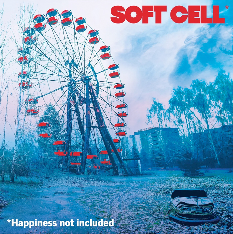 Soft Cell Detail Their First New Album in 20 Years