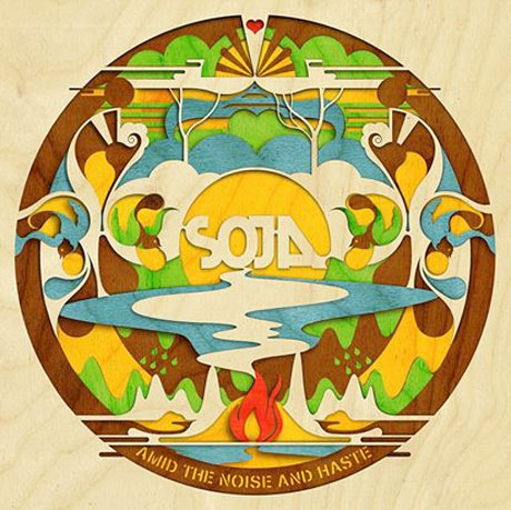Soja 'Amid the Noise and Haste' (album stream)