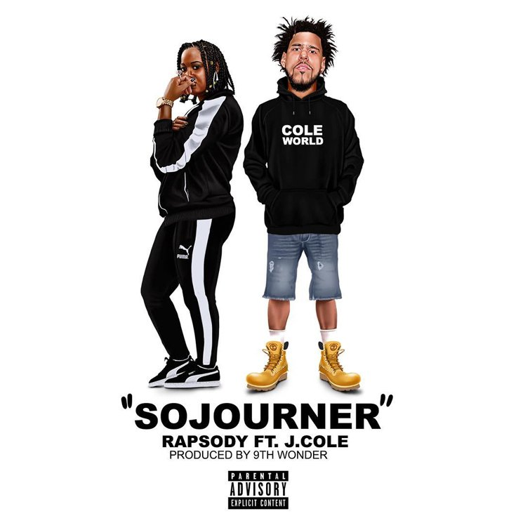 Rapsody and J. Cole Team Up for 'Sojourner'
