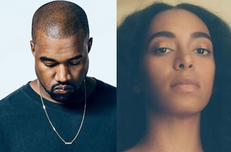Kanye West and Solange Targeted in Trademark Lawsuit