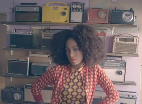 "Solange ""Losing You"" (video)"