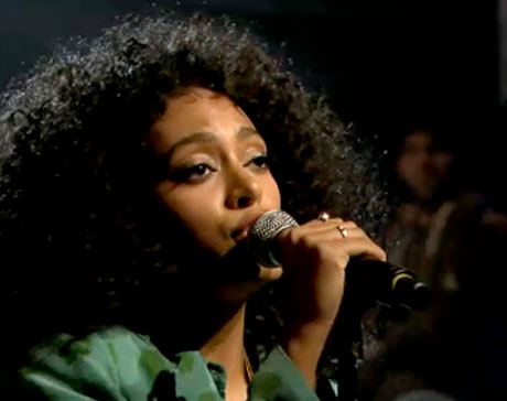 """Solange """"Losing You"""" (live on 'Fallon')"""