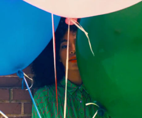 "Solange ""Locked in Closets"" (mini-video)"