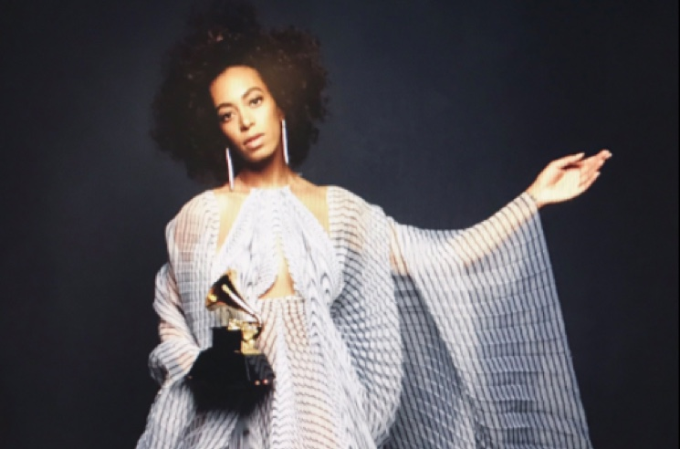 ​Solange Shares Frank Ocean's Anti-Grammys Tumblr Post After Beyoncé Loses Album of the Year