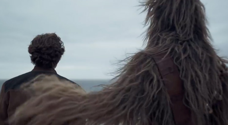 Our First Trailer for 'Solo: A Star Wars Story' Is Here