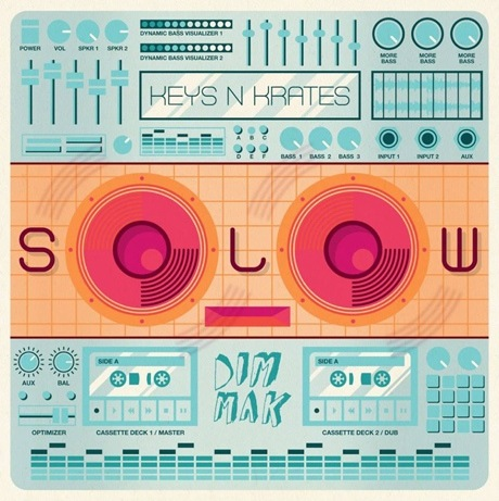 Keys N Krates 'SOLOW' (EP stream)